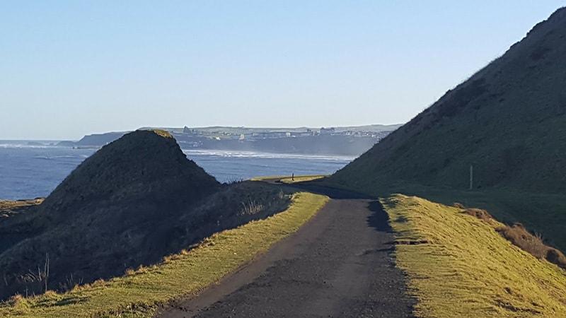The Sandsend Trail