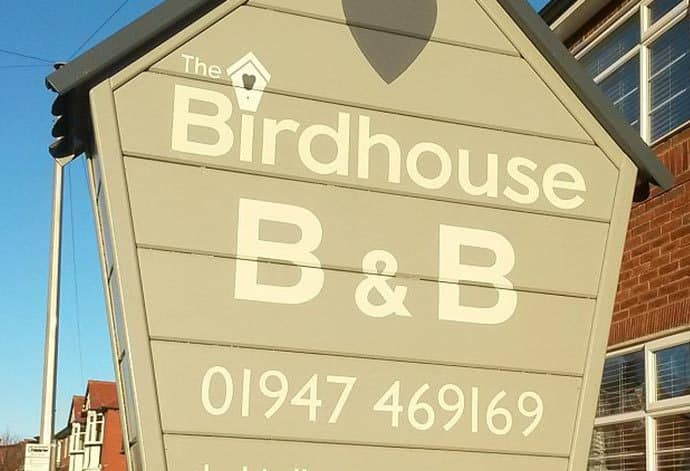 Birdhouse Bed & Breakfast Whitby