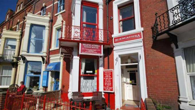 Blencathra Guesthouse Pet Friendly B&B in Whitby