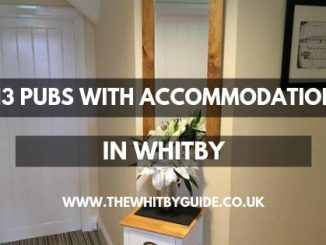 13 Pubs with Accommodation in Whitby - Header
