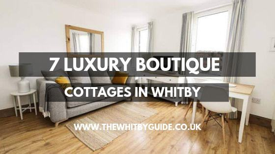 7 Luxury Boutique Cottages In Whitby - Header