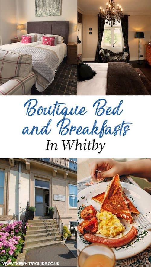 Boutique bed and breakfasts in Whitby. Choose from these beautiful boutique bed and breakfasts in Whitby.