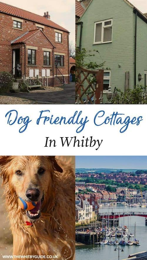 Dog friendly cottages in Whitby
