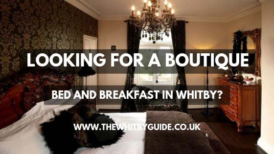 Looking For A Boutique Bed and Breakfast In Whitby - Header