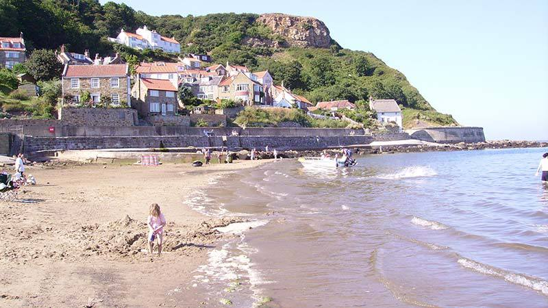 Runswick Bay Beach