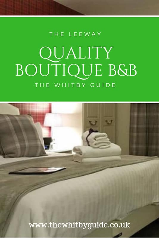 The Leeway Quality Boutique B&B Whitby