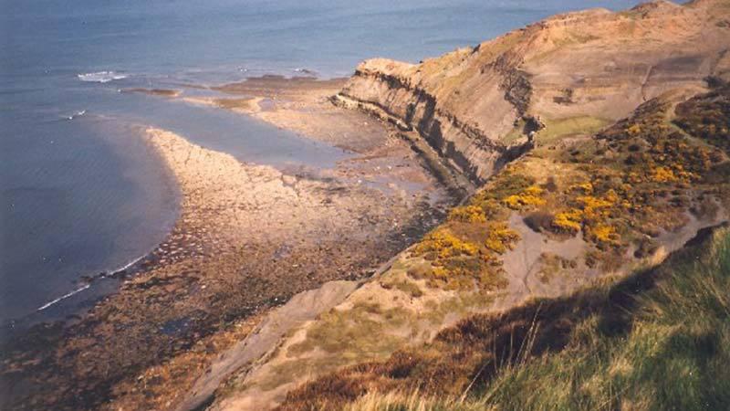Kettleness Beach