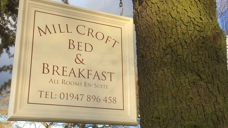 Mill Croft Bed and Breakfast in Goathland