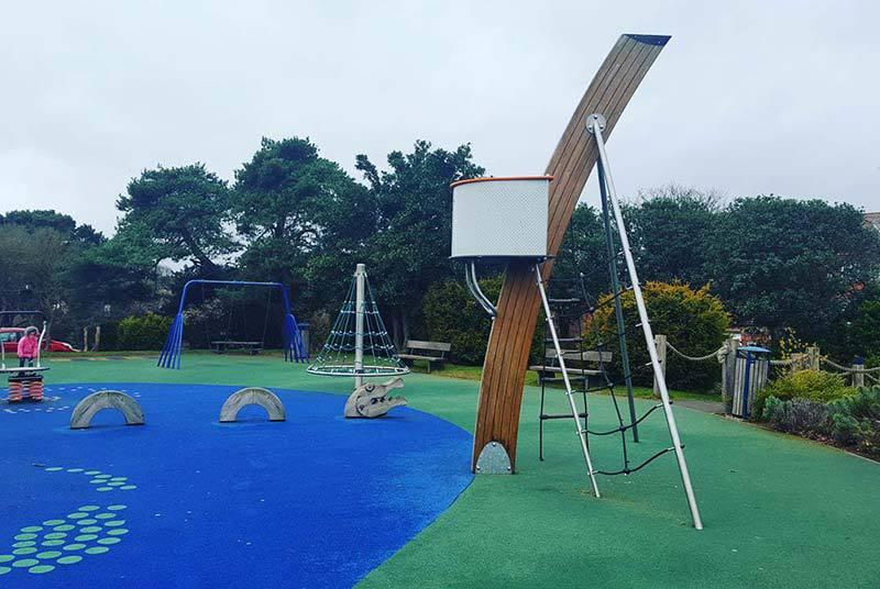Pannett Park Playground