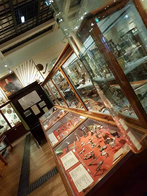 Whitby Museum