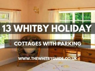 13 Whitby Holiday Cottages With Parking - Header