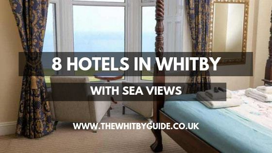 8 Hotels In Whitby With Sea Views - Header