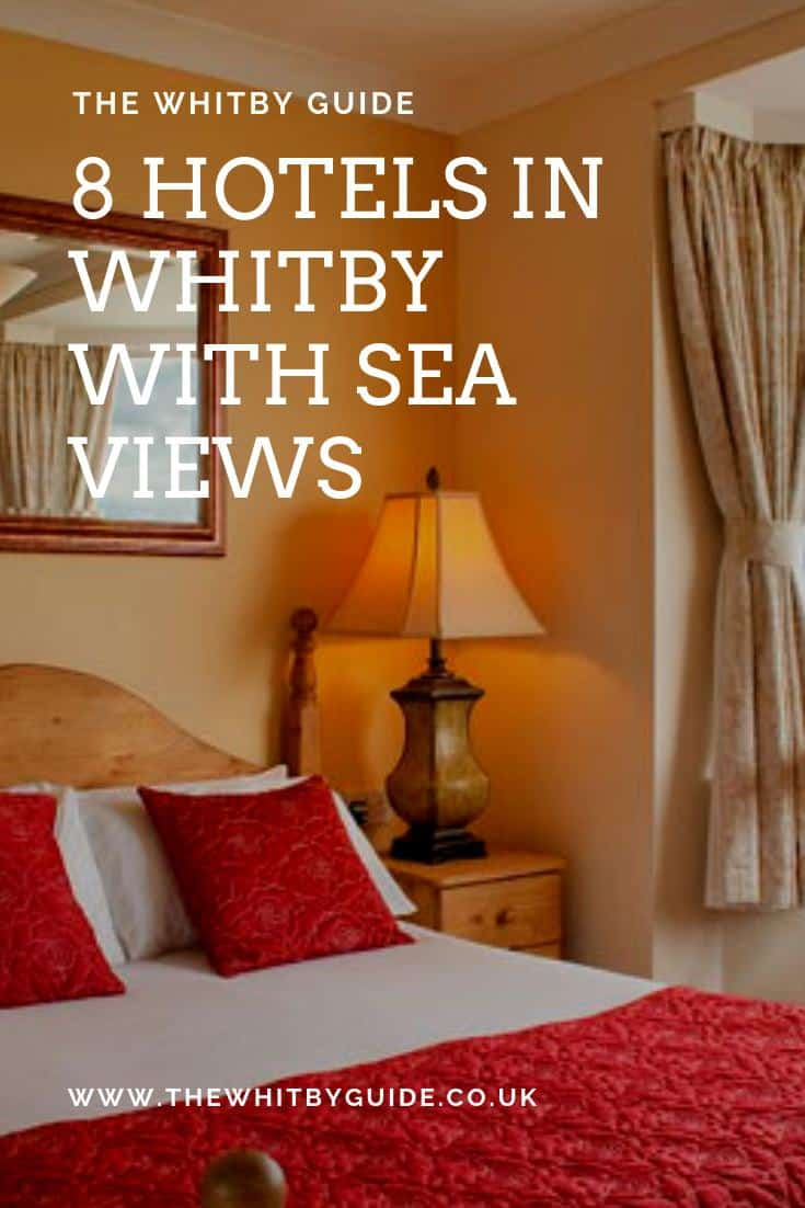 8 Hotels In Whitby With Sea Views