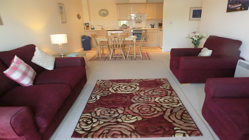 Seal View; disabled access accommodation in Whitby
