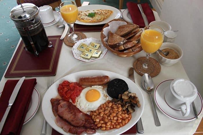 Haven Crest Breakfast