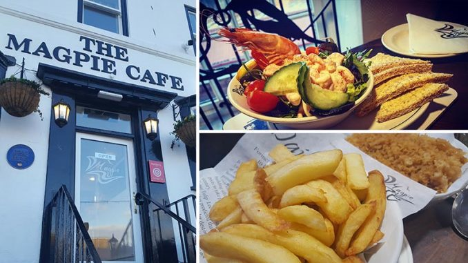 Magpie Cafe Review