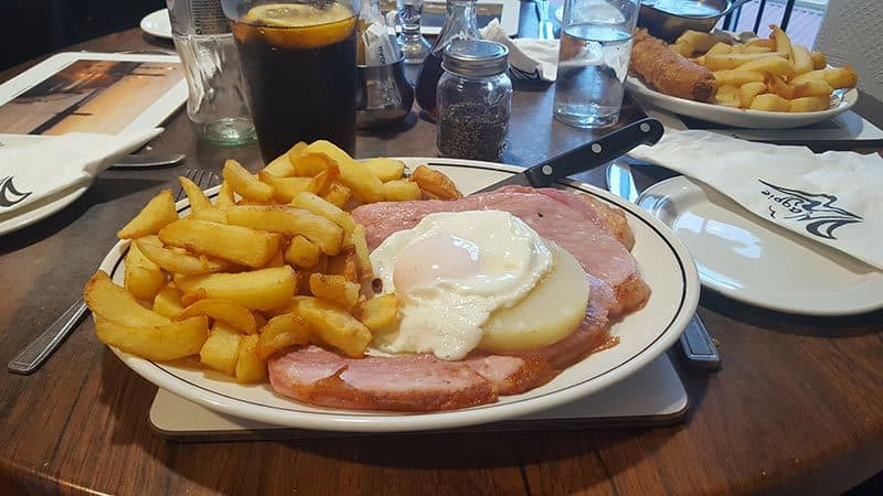 Magpie Cafe Gammon