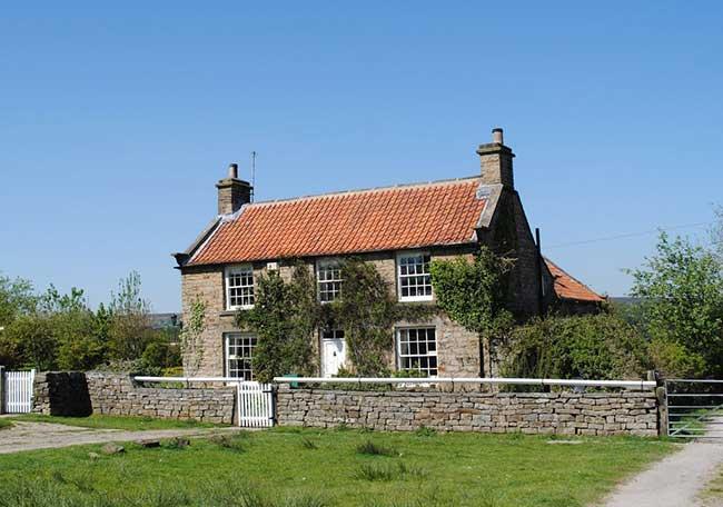 Rose Cottage in Goathland