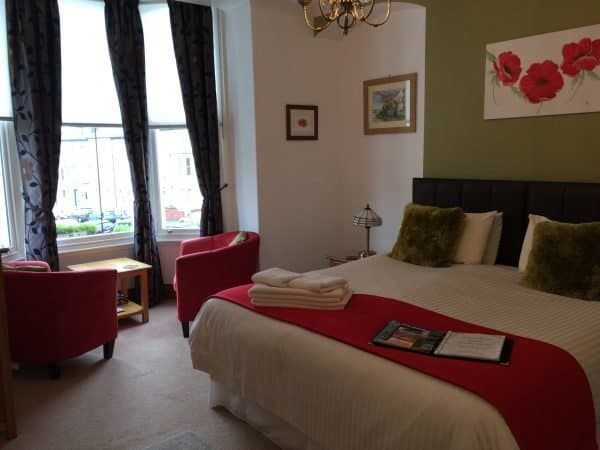 ellies guest house whitby room 3 king size