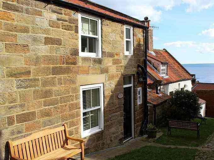 Kirkham House Cottage in Robin Hoods Bay
