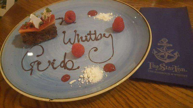 star_inn_the_harbour_whitby_chocolate_brownie