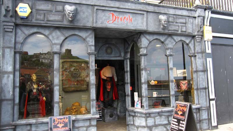 The Dracula Experience in Whitby