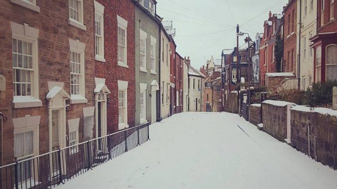 Things To Do In Whitby When It's Snowing