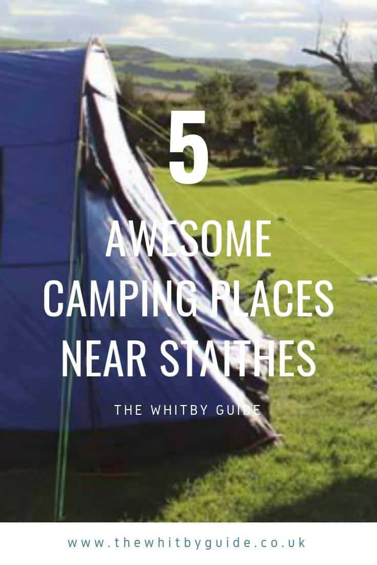 Where To Camp In Staithes 3
