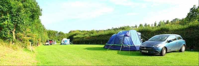 York House Caravan and Campsite; Robin Hoods Bay Camping
