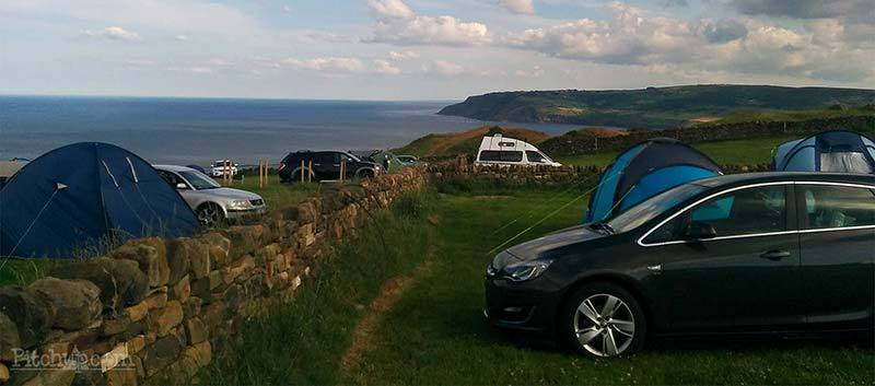 Bay Ness Farm Robin Hoods Bay Camping