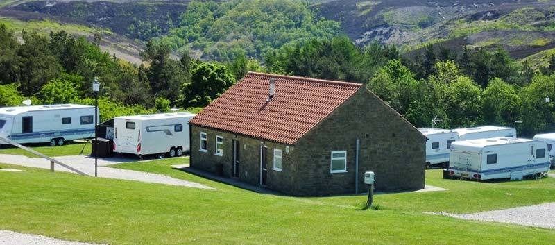 Grouse Hill Camping Robin Hoods Bay