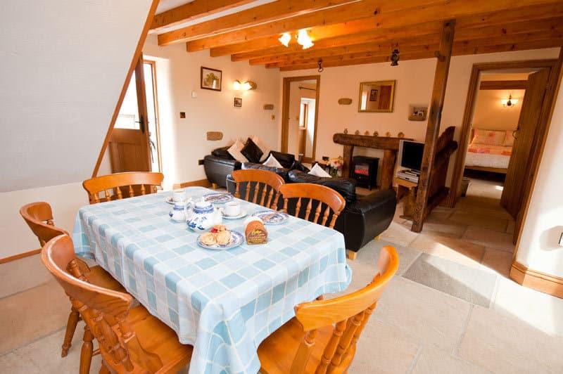 The Olde Byre Holiday Cottage in Sandsend