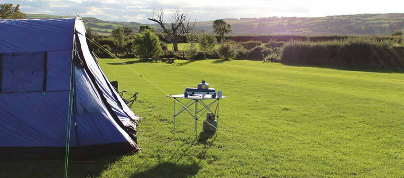 Serenity Camping Staithes