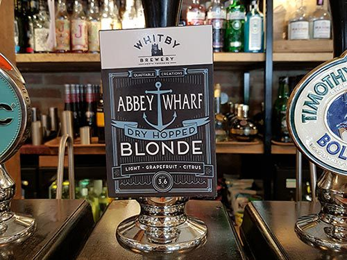 Abbey Wharf Real Ale