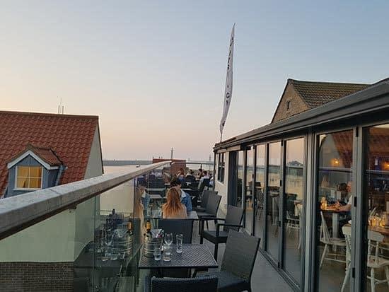 Abbey Wharf Balcony