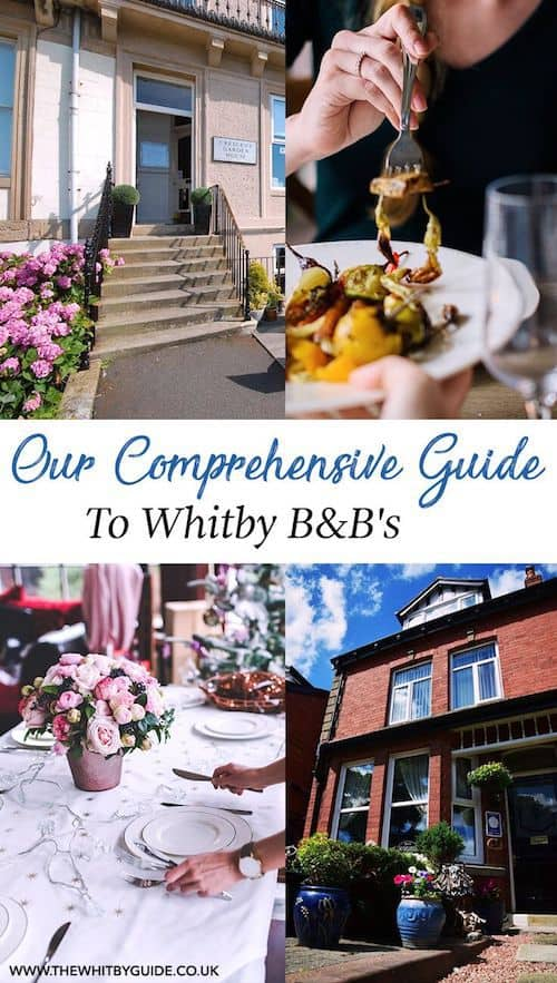 The Whitby Guide Comprehensive Guide to Whitby Bed and Breakfasts