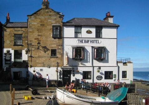 The Bay Hotel; Robin Hoods Bay Pub