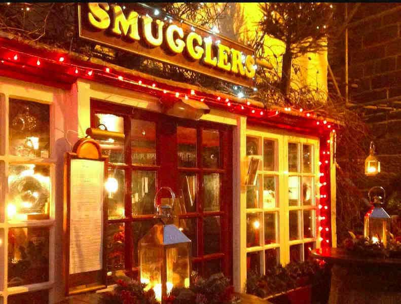The Smugglers Bistro; Cosy Robin Hoods Bay Pub