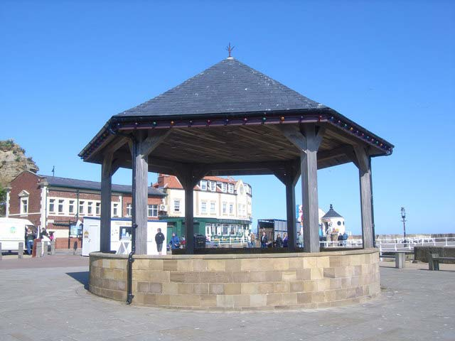 Whitby Bandstand