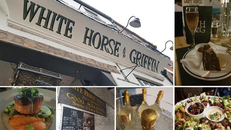 White Horse & Griffin Hotel in Whitby