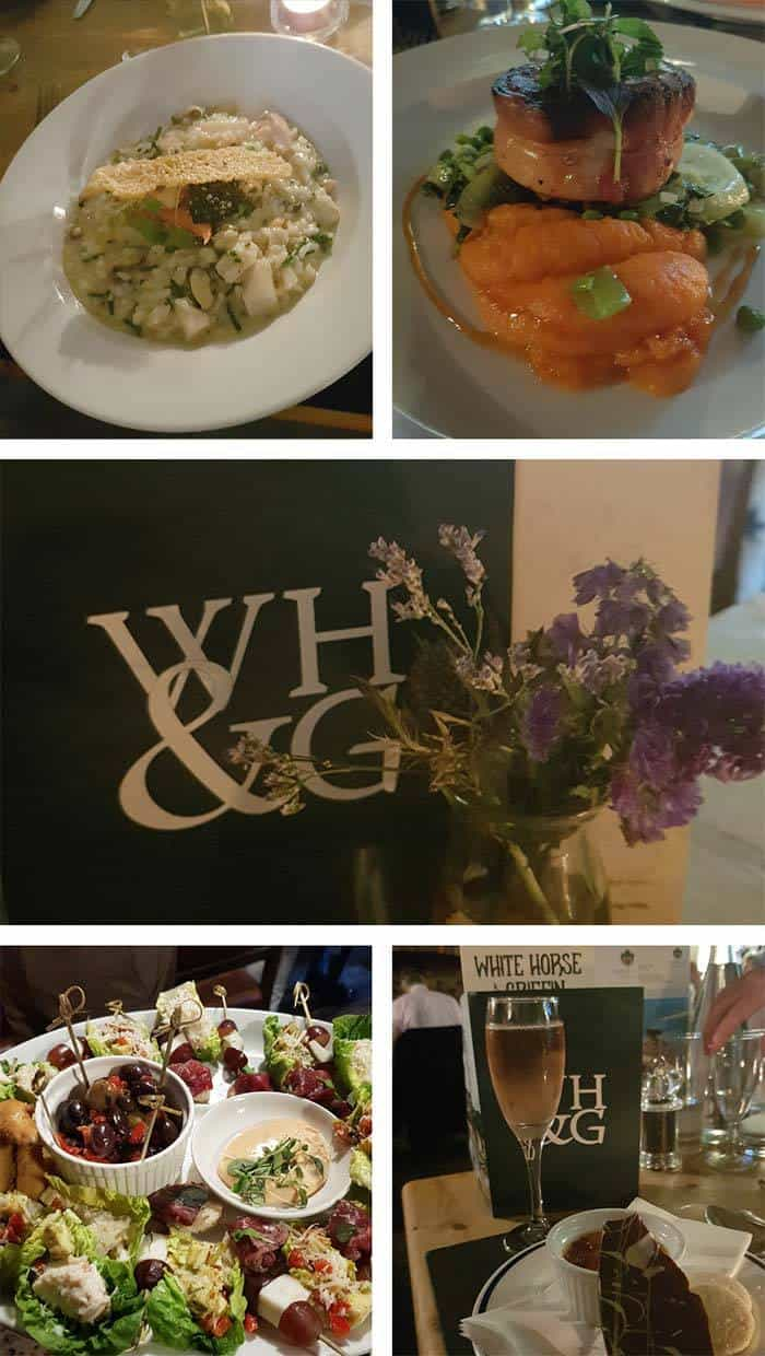 White Horse & Griffin Review Whitby