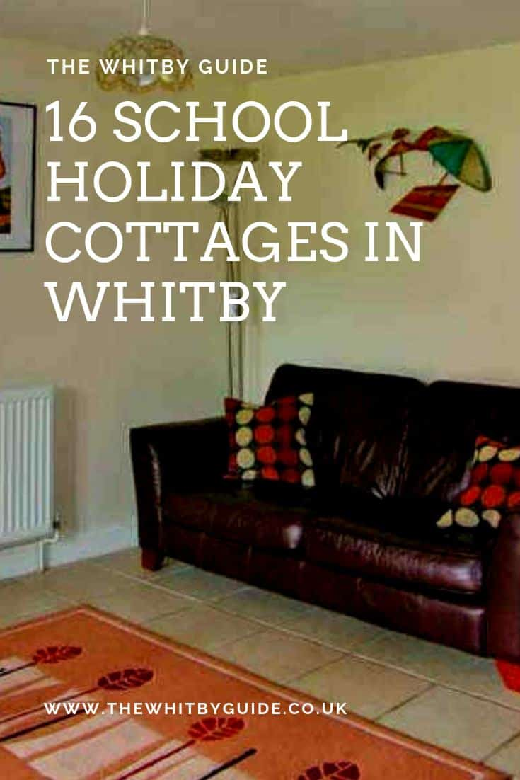 16 School Holiday Cottages in Whitby