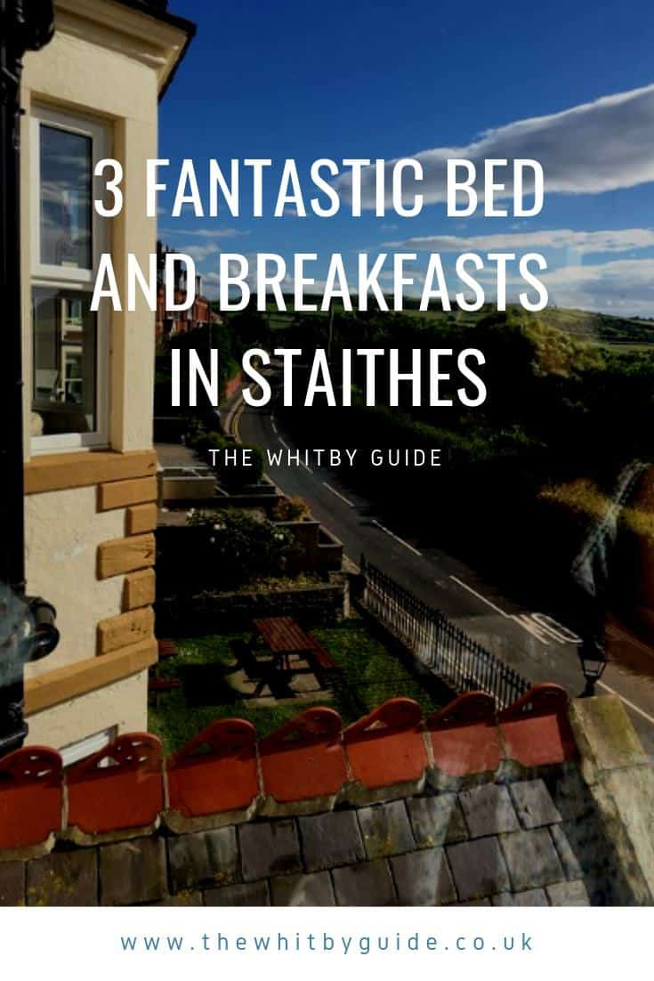 `3 Fantastic Bed and Breakfasts in Staithes