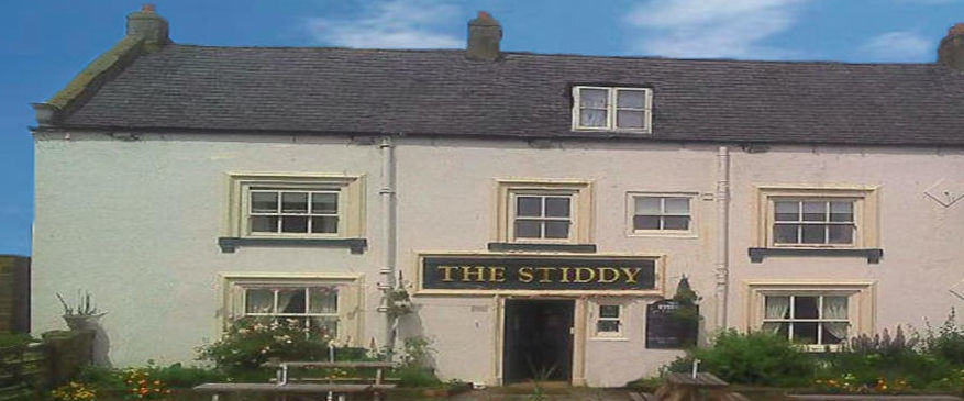 The Stiddy; one of the excellent pubs in Sandsend