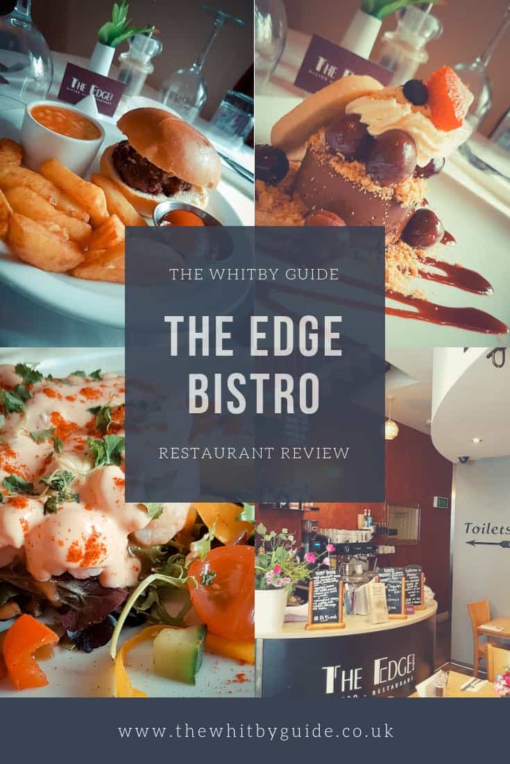 The Edge Bistro in Whitby Restaurant Review