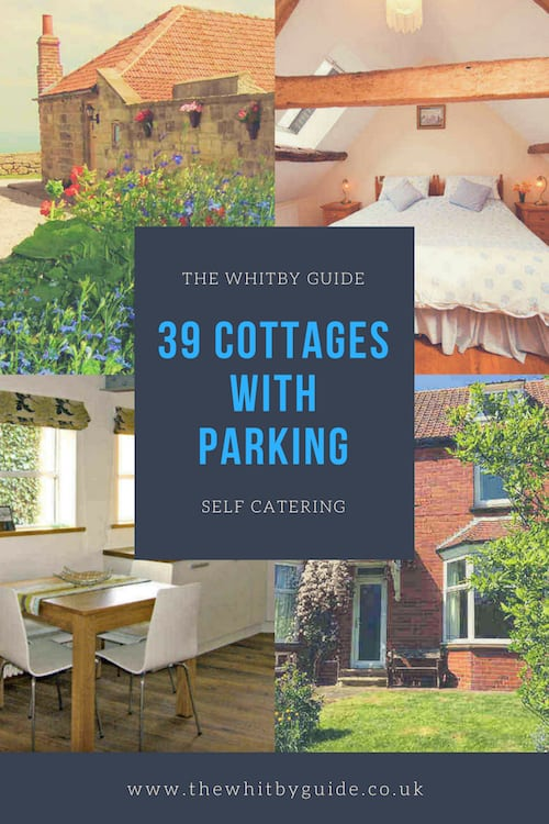 39 Whitby Self Catering Cottages With Parking