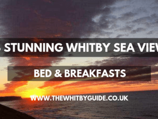 8 Stunning Whitby Sea View Bed & Breakfasts - Header