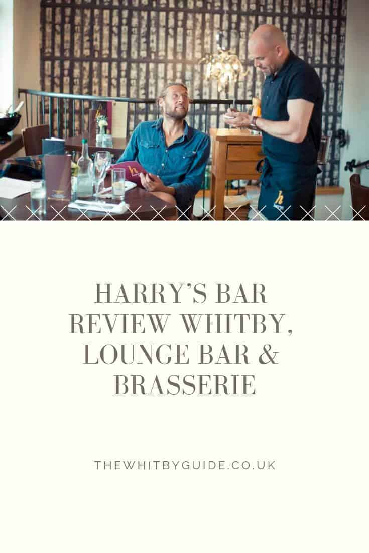 Harry's Bar Review Whitby, Lounge Bar & Brasserie