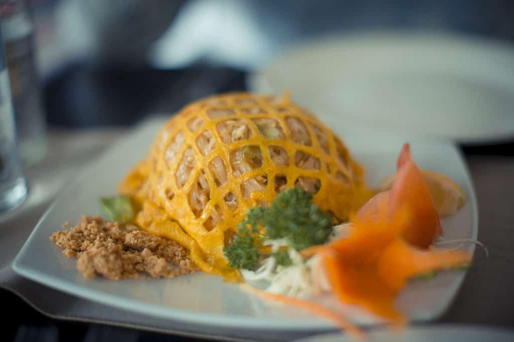 Pad Thai at Kam Thai