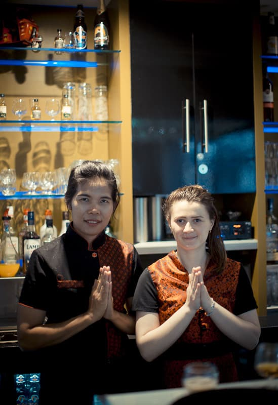 Namaste from Natalie and the Team at Kam Thai
